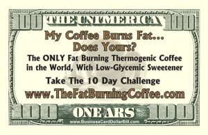 The Fat Burning Coffee